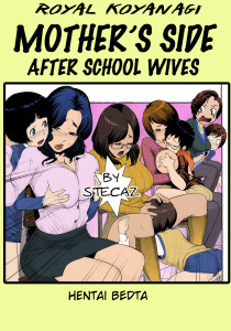 Royal Koyanagi Mother's Side After School Wives English Hentai Incest